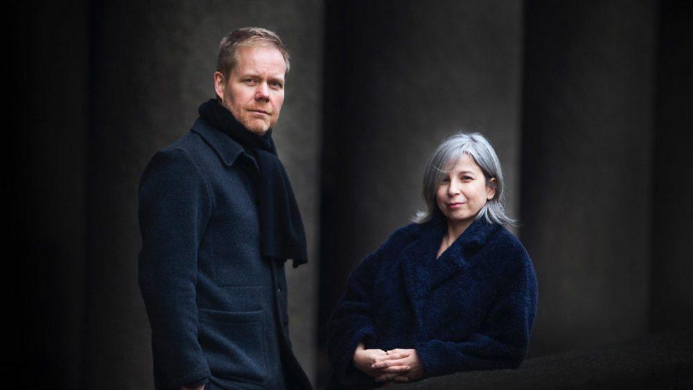 Max Richter & Yulia Mahr